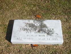 Edward Cheney Milner