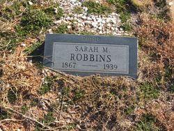 Sarah Melinda <i>Hopper</i> Robbins