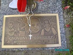 Gyovonye I. Rodriguez