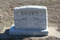 Jesse Franklin Brown