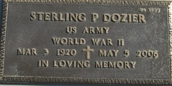 Sterling P. Buck Dozier