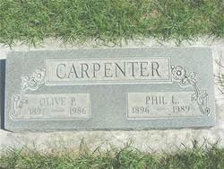 Olive Pearl <i>Hunter</i> Carpenter