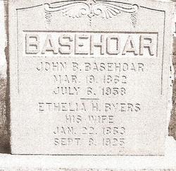 Ethelia H. <i>Byers</i> Basehoar
