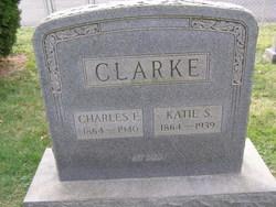 Catherine S. Katie <i>Alexander</i> Clarke