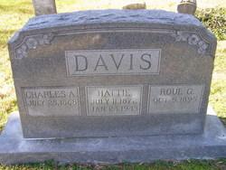 Hattie Davis