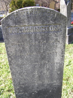 Thaddeus T. Arrington