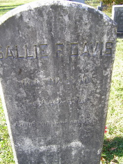 Sallie F. Davis