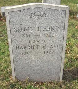 Harriet <i>Clapp</i> Abbey