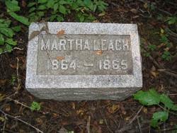 Martha Ann Leach