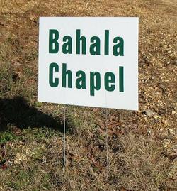 Bahala Chapel Cemetery