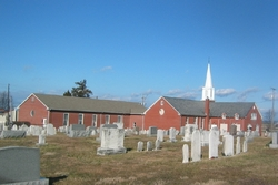 Rancks United Methodist Church Cemetery