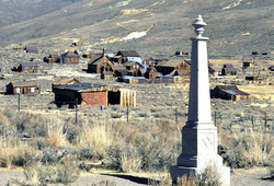 Bodie Cemetery (Wards Section)