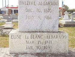 Onezime Albarado