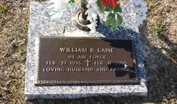 William Richard Lane