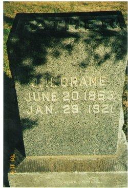 Dr John Harry Crane