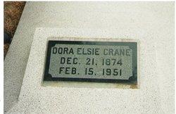 Dora Elsie <i>Cole</i> Crane