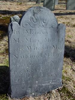 Mary <i>Wheeler</i> Millard