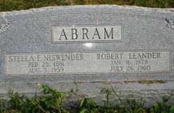 Robert Leander Abram