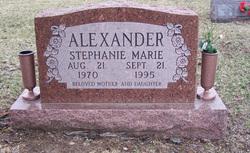Stephanie Marie Alexander
