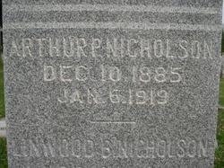 Arthur Purnell Bake Nicholson