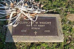 Clifford W. Wright