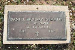 Daniel Richard Demmitt, Sr