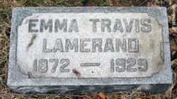 Emma <i>Travis</i> Lamerand