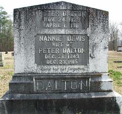 Nannie <i>Bevis</i> Dalton