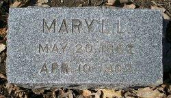 Mary Leona Leota <i>Kimble</i> Kurtz