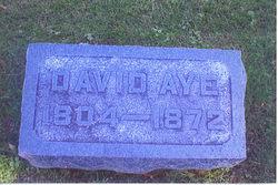 David Aye
