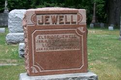 Lucy <i>Davis</i> Jewell