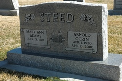 Arnold Gorin Steed