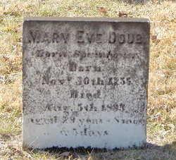 Mary Eve <i>Spainhour</i> Doub