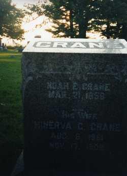 Minerva Caroline <i>Truman</i> Crane