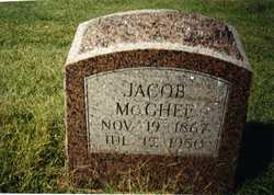 Jacob McGhee