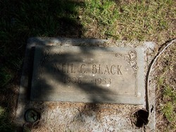 Neil Clinton Black