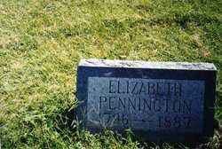 Elizabeth Pennington