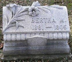 Bertha W. Barricklow