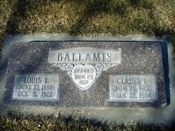 Louis Ernest Ballamis