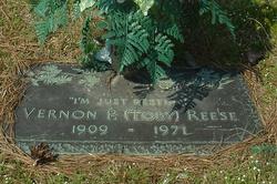 Vernon Phil Reese