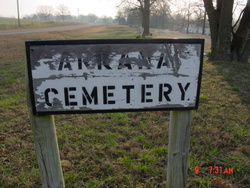 Arkana Cemetery