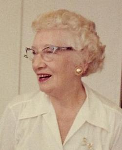 Gladys Jessie <i>Van Deventer</i> Florentine
