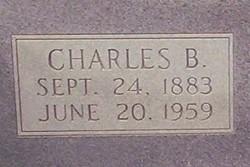 Charles Baxter Turk