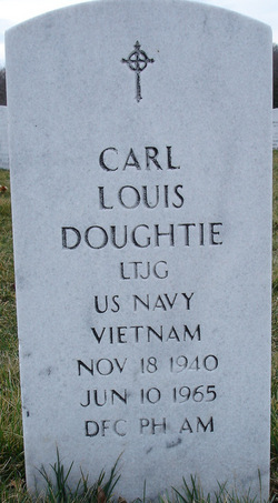 LTJG Carl Louis Doughtie