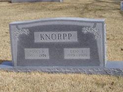 Agnes <i>Williams</i> Knorpp