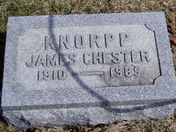 James Chester Knorpp