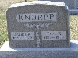 James Reuben Knorpp