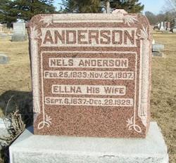 Ellna <i>Mannson</i> Anderson