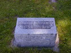 Mary A. <i>Wright</i> Kirk