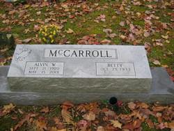 Alvin W. (Runt) McCarroll